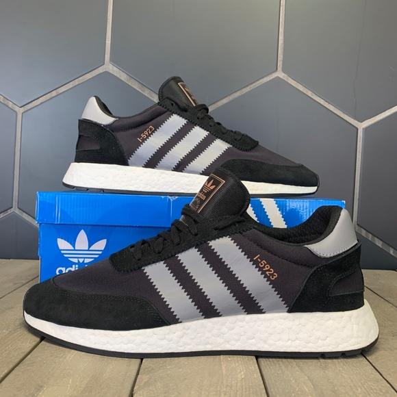 adidas Iniki Runner 'Core BlackGum' | More Sneakers
